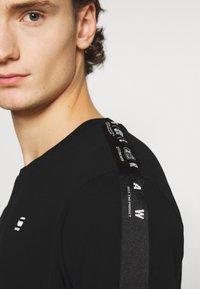G-Star - LASH - Långärmad tröja - black - 4