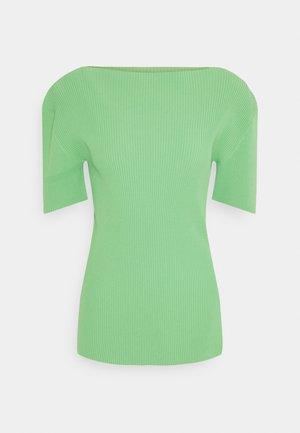 Camiseta básica - green