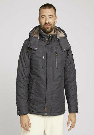 Winter jacket - cyber grey