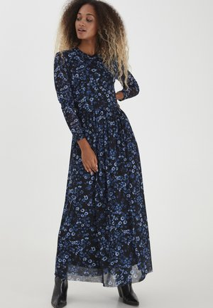 Maxi dress - black mix