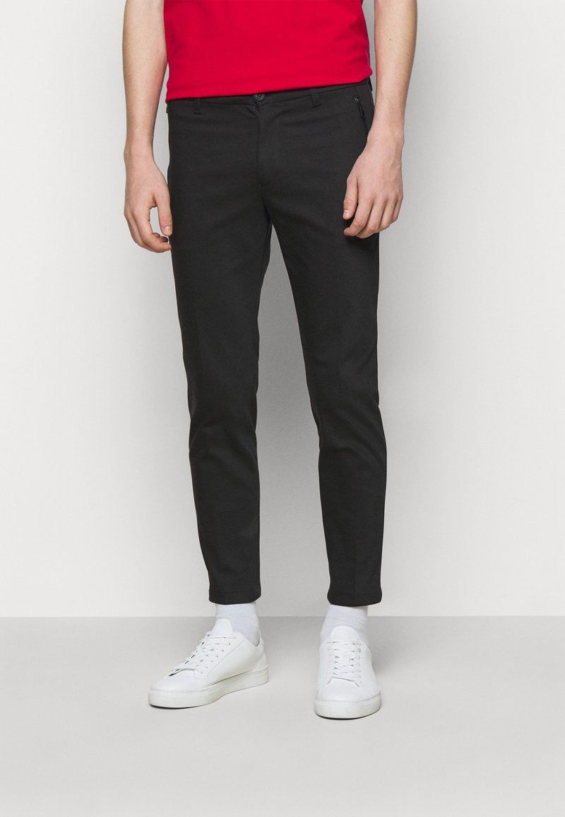 DRYKORN - RAID - Trousers - black