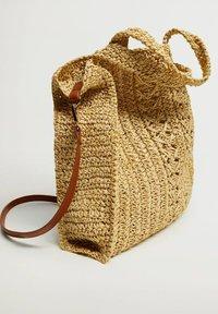 Violeta by Mango - NADINE - Tote bag - beige - 1