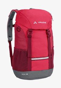 Vaude - PECKI 18 - Backpack - bright pink - 0