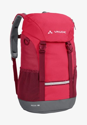 PECKI 18 - Backpack - bright pink