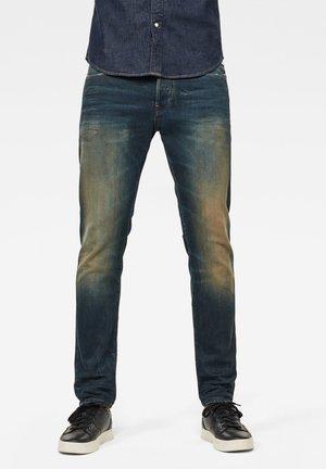 3301 SLIM  - Slim fit jeans - antic blight green