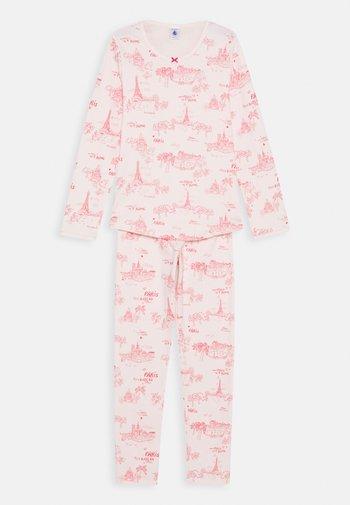 PARIS PRINT - Pyjamas - fleur/groseiller