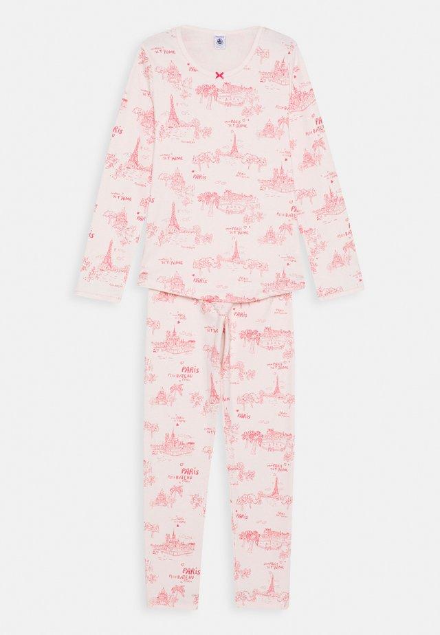 PARIS PRINT - Pyjama - fleur/groseiller