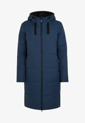 STEPPMANTEL COMFORT VEGAN - Winter coat - darkblue