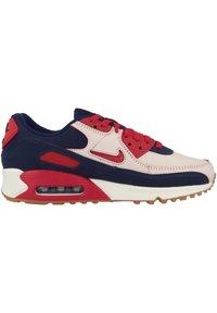 Nike Sportswear - AIR MAX PREMIUM - Sneakers - sail-midnight navy-gum medium brown-university red - 4