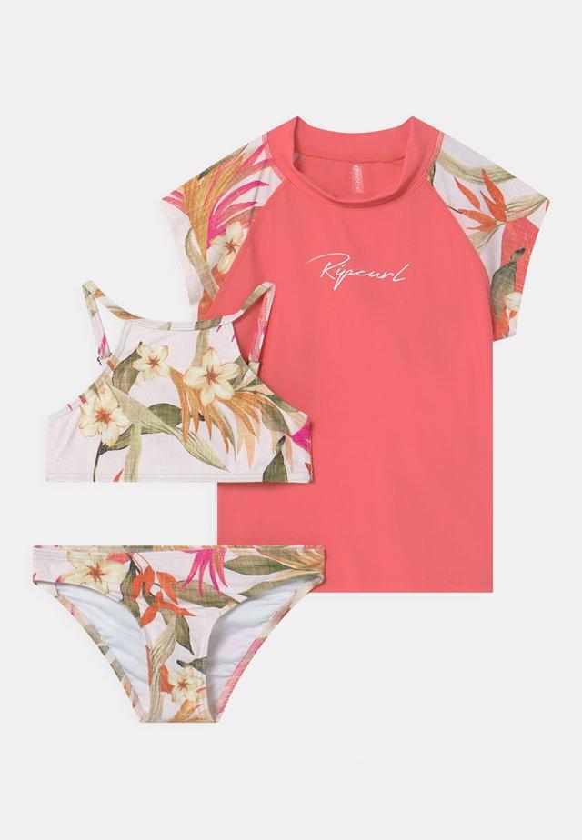 GIRLS LEILANI SET - Haut de bikini - pink