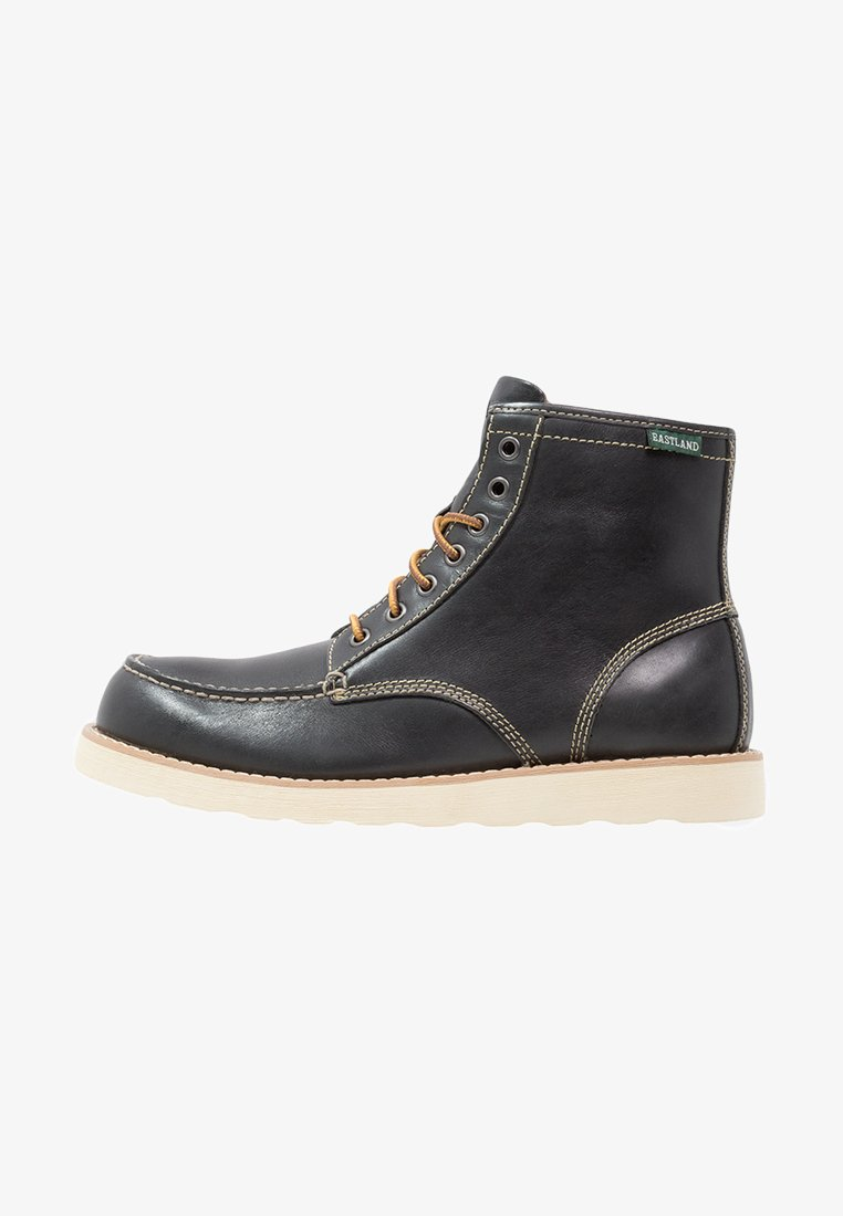 Eastland - LUMBER UP - Lace-up ankle boots - navy