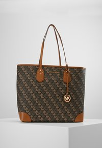 MICHAEL Michael Kors - EVA TOTE - Tote bag - brown - 0