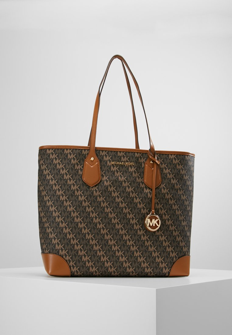 MICHAEL Michael Kors - EVA TOTE - Tote bag - brown