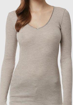 Undershirt - beige