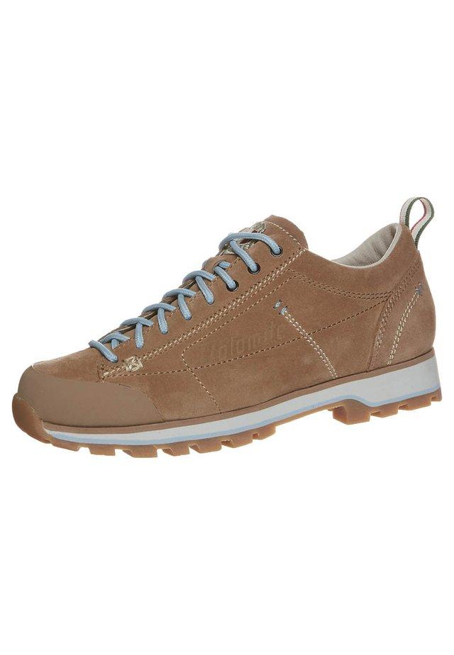 Hiking shoes - cuio/celeste