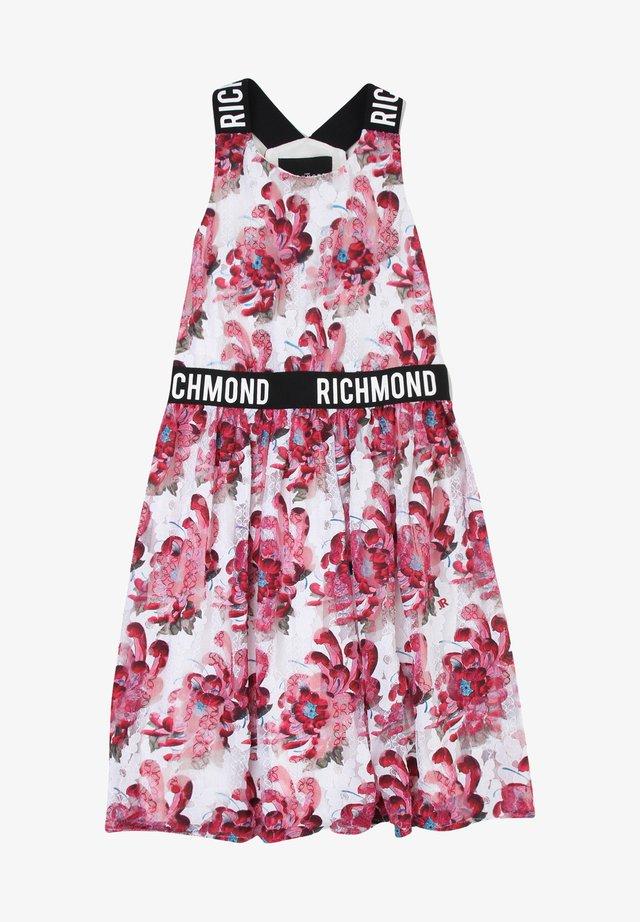 JOHN RICHMOND - Robe d'été - bianco