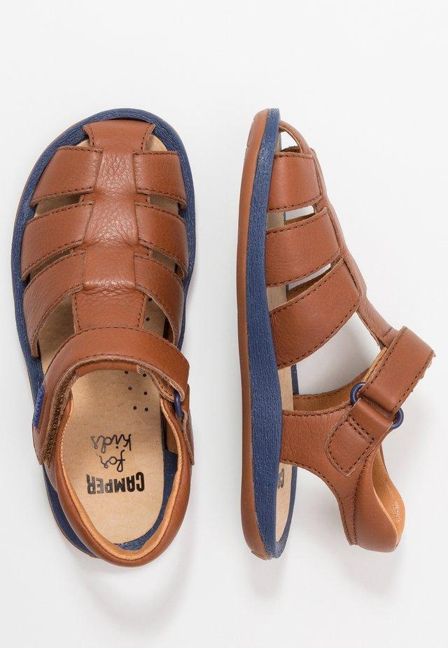 BICHO KIDS - Sandaalit nilkkaremmillä - brown