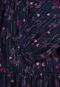 s.Oliver - Day dress - dark blue aop - 2