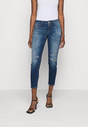 BAKER - Slim fit jeans - mid blue