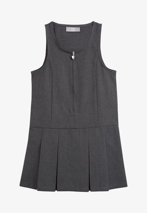 PINAFORE - Korte jurk - gray
