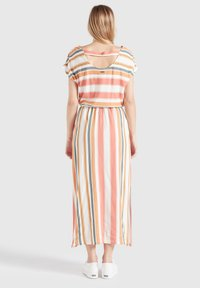 khujo - DOREEN - Maxi dress - mehrfarbig gestreift - 2