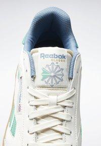 Reebok Classic - CLUB C LEGACY REVENGE - Trainers - chalk/semi future teal/reebok lee - 7