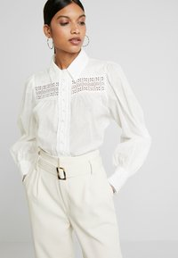 We are Kindred - SORRENTO BLOUSE - Koszula - ivory - 3