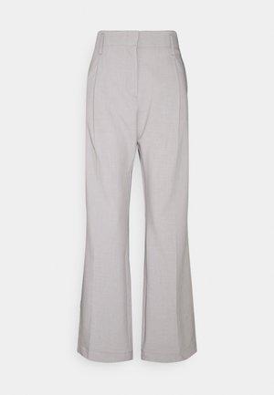 NUE PANTS - Kalhoty - light grey