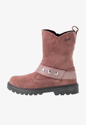 SPIRIT - Boots - rosa