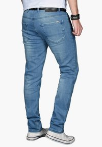 Alessandro Salvarini - Slim fit jeans - hellblau - 3