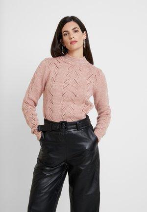 Sweter - rose