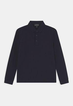 Koszulka polo - blu navy