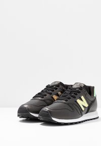 New Balance - WL373 - Zapatillas - black/white - 4