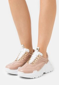 Copenhagen Shoes - CANDY PLAIN - Sneakers laag - nude - 0