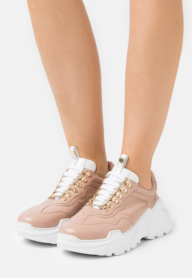 Copenhagen Shoes - CANDY PLAIN - Sneakers laag - nude