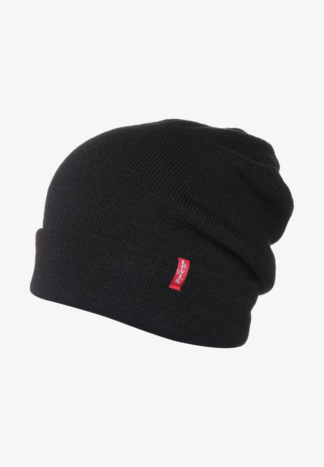 NEW SLOUCHY - Gorro - regular black