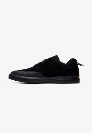 INFINITE - Sneakersy niskie - black/black
