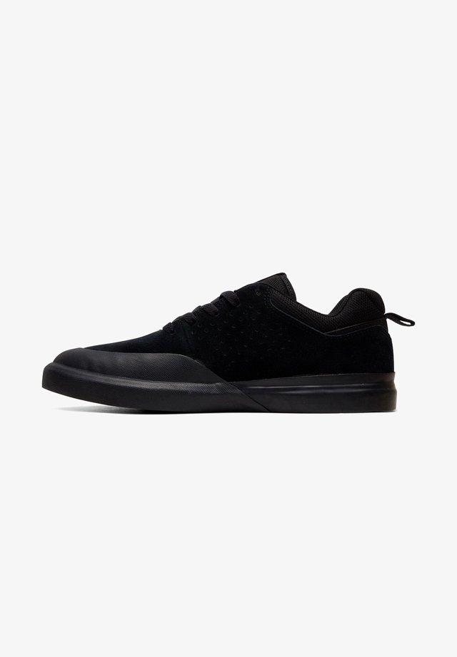 INFINITE - Baskets basses - black/black