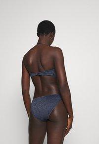 Seafolly - STARDUST HIPSTER - Bikini bottoms - indigo - 2
