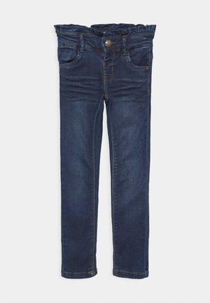 NMFPOLLY DNMTORAS PANT  - Jeans Skinny Fit - dark blue