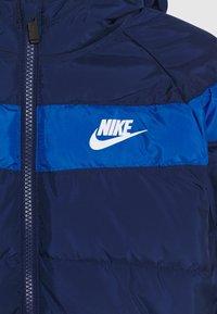 Nike Sportswear - FILLED UNISEX - Winter jacket - blue void - 3