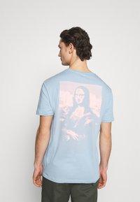 YOURTURN - UNISEX - Print T-shirt - blue - 2