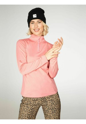 FABRIZ  - Long sleeved top - think pink