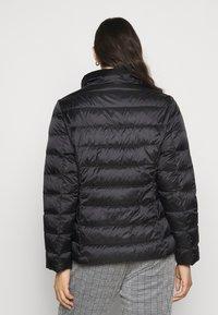 Persona by Marina Rinaldi - PAMIR - Down jacket - black - 2