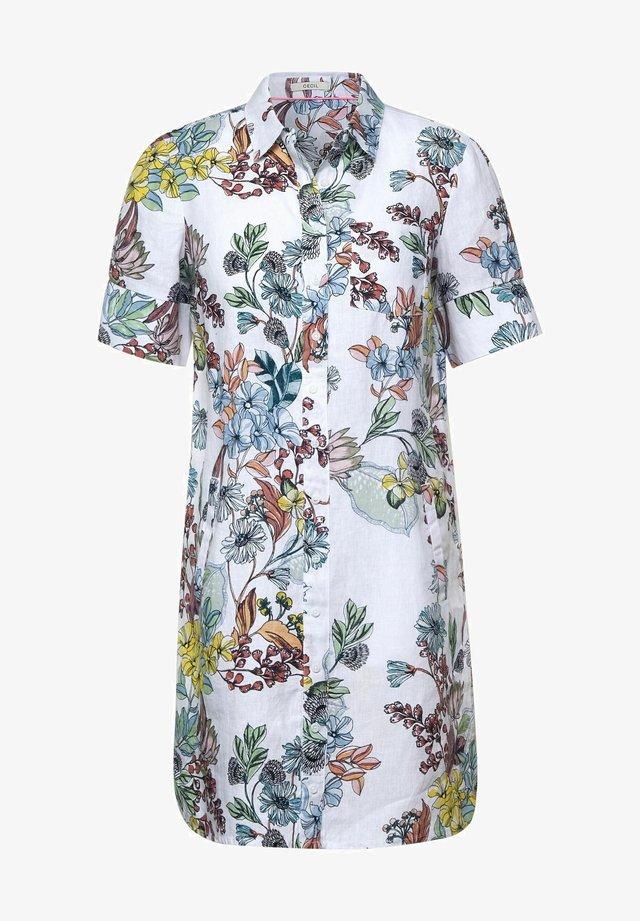 MIT  - Skjortklänning - weiß
