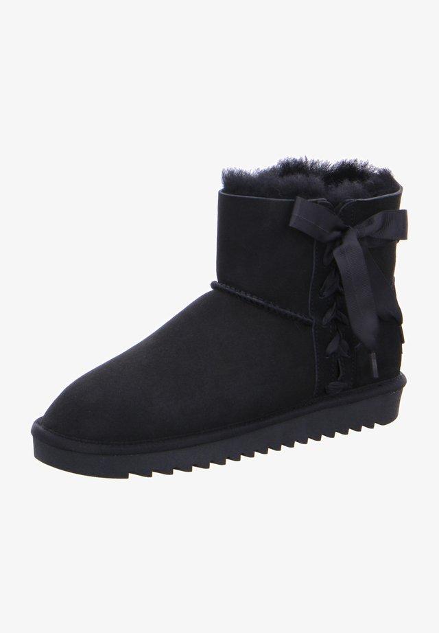 ALASKA - Classic ankle boots - schwarz