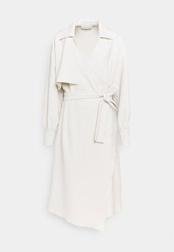 KAJA - Denní šaty - pearl white