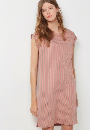 BOXY - Day dress - pink