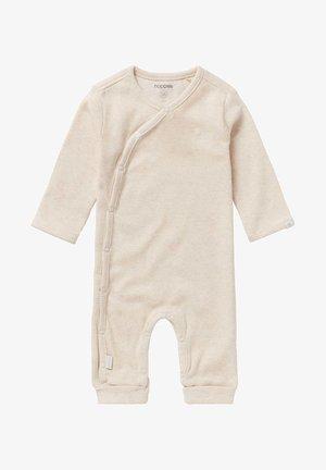 NEVIS - Pyjama - ras oatmeal