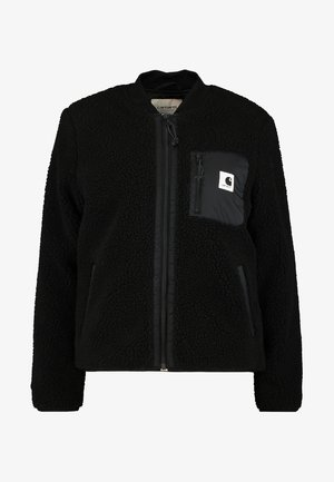 JANET LINER - Winter jacket - black